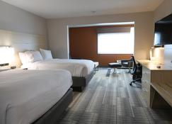 Holiday Inn Express Biloxi - Beach Blvd - Билокси - Спальня