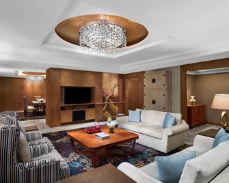 Suzhou Marriott Hotel - Suzhou - Living room