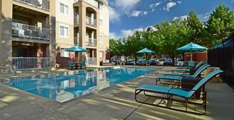 Residence Inn by Marriott Salt Lake City Downtown - Salt Lake City - Pool