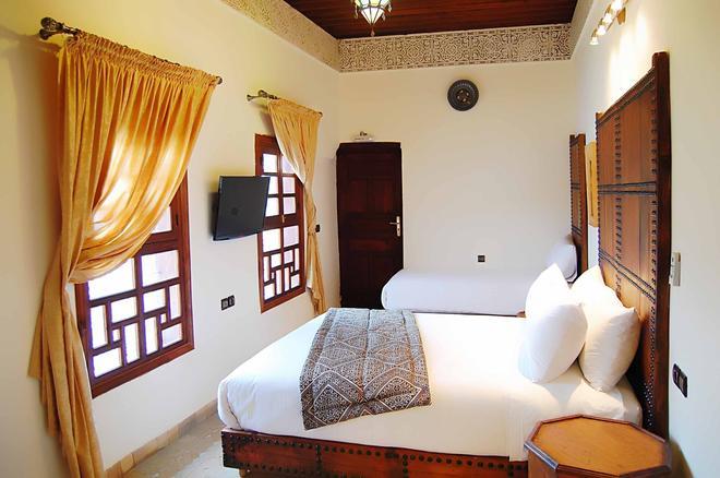 Riad Fes Aicha - Fez - Bedroom