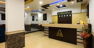 Hotel Avon Ruby - Mumbai - Front desk