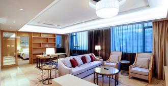 Holiday Inn Chengdu Oriental Plaza - Chengdu - Living room