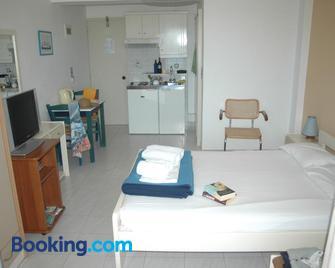 Portobelis Apartments - Sitia - Bedroom