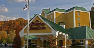 Hampton Inn & Suites Pigeon Forge On The Parkway - Pigeon Forge - Edificio