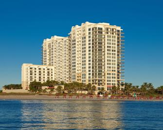 Palm Beach Marriott Singer Island Beach Resort & Spa - Riviera Beach - Building