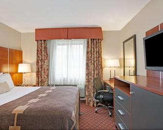 Ramada by Wyndham Staten Island - Staten Island - Bedroom