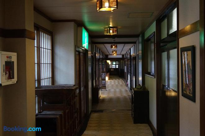Kazeya (Kazeya Group) - Takayama - Hallway