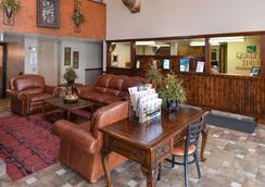 Quality Inn Vernal near Dinosaur National Monument - Vernal - Aula