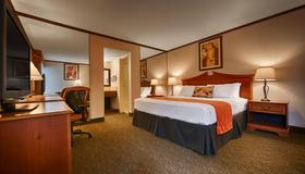 Best Western Seven Seas - San Diego - Bedroom