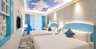 Hotel COZi Resort Tuen Mun - Hong Kong - חדר שינה