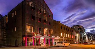 薩拉曼卡碼頭酒店 - 巴特利岬 - 霍巴特 - 建築