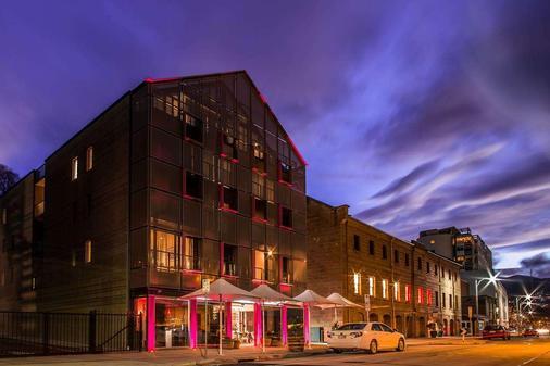 Salamanca Wharf Hotel - Хобарт - Здание