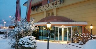 Sartori's Hotel - Lavis - Edificio