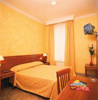 Hotel Kriss - Rome - Bedroom