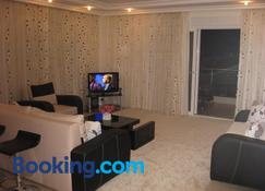 Apartment in Olive City - Alanya - Living room