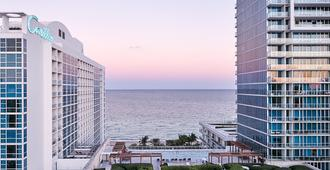 Carillon Miami Wellness Resort - Miami Beach - Byggnad