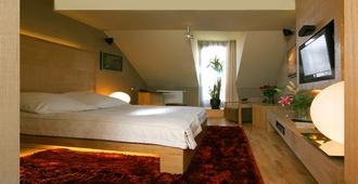 Hotel Wentzl - Cracovia - Camera da letto