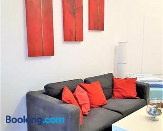 Exclusive Apartments - Bietigheim-Bissingen - Wohnzimmer