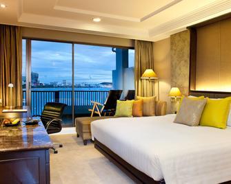 Dusit Thani Pattaya - Pattaya - Bedroom