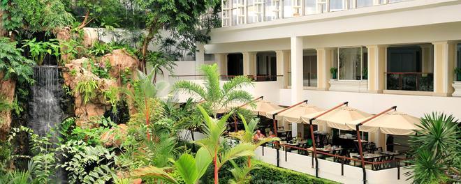 Dusit Thani Pattaya - Pattaya - Rakennus