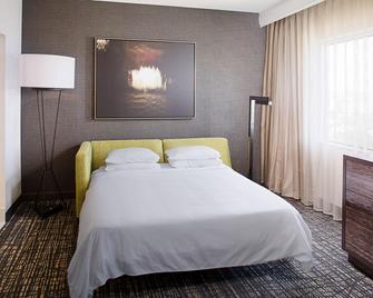 Dallas Marriott Suites Medical/Market Center - Dallas - Bedroom