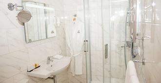 Pletnevskiy Inn Hotel - חארקיב - חדר רחצה