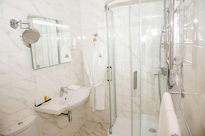Pletnevskiy Inn Hotel - Kharkiv - Bathroom