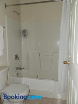 Hopewell Rocks Motel & Country Inn - Hillsborough - Bathroom