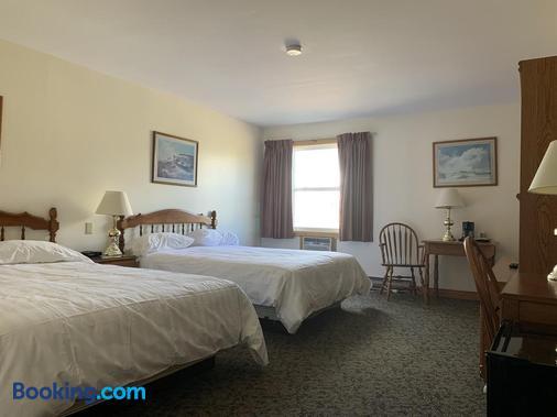 Hopewell Rocks Motel & Country Inn - Hillsborough - Bedroom
