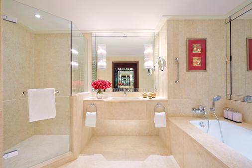 曼谷暹邏安納塔拉酒店 - 曼谷 - 浴室