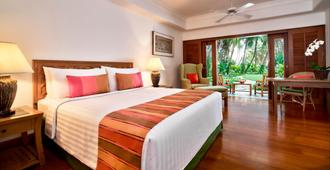 Anantara Siam Bangkok Hotel - Bangkok - Camera da letto