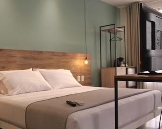Hotel G - Santa Cruz de la Sierra - Schlafzimmer