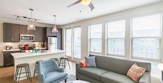 Kasa Dallas North Apartments - דאלאס - סלון