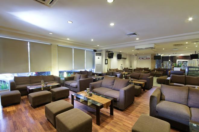 Garuda Plaza Hotel - Medan - Lounge