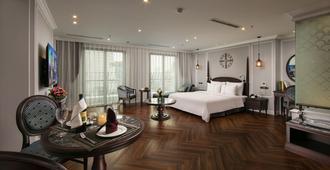 Canary Hanoi Hotel - Hanoi - Bedroom