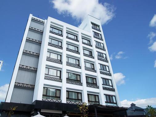 Lealea Garden Hotels - Sun Moon Lake - Sun - Yuchi - Κτίριο