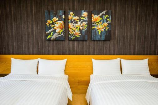 Lealea Garden Hotels - Sun Moon Lake - Sun - Yuchi - Κρεβατοκάμαρα
