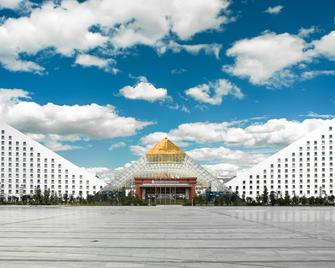 Intercontinental Resort Lhasa Paradise, An IHG Hotel - Lhasa - Outdoors view