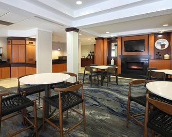 Fairfield Inn & Suites by Marriott Millville Vineland - Millville - Ресторан