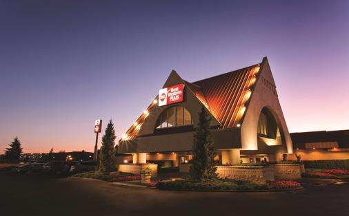 Best Western PLUS Coeur d'Alene Inn - Coeur d'Alene - Building