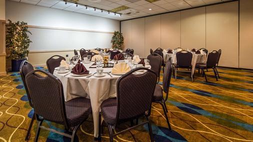 貝斯特韋斯特 + 科達倫酒店 - 多藍湖 - 科達倫 - 宴會廳
