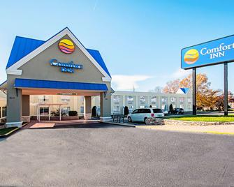 Comfort Inn Arlington Boulevard - Falls Church - Building
