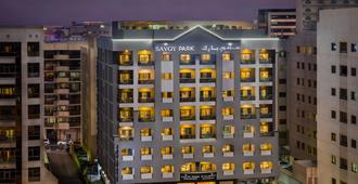 Savoy Park Hotel Apartments - Dubai - Building