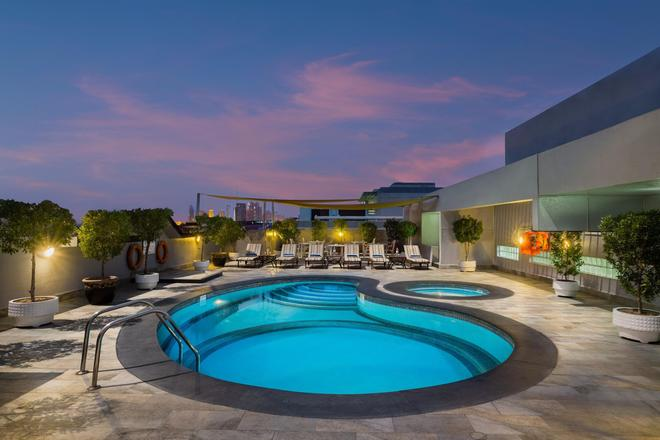 Savoy Park Hotel Apartments - Dubai - Pool