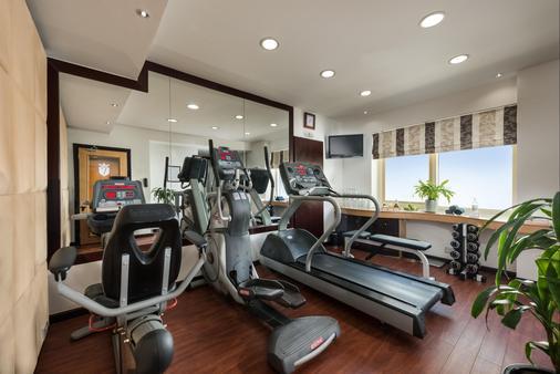 Savoy Park Hotel Apartments - Dubai - Gym