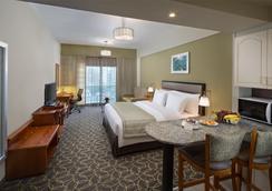 Savoy Park Hotel Apartments - Dubai - Bedroom