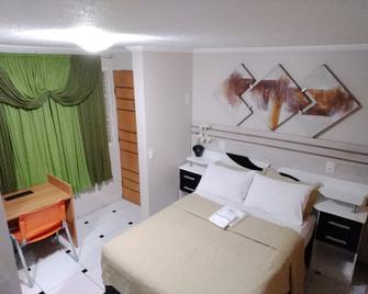 Pousada dos Comissários - Indaiatuba - Bedroom