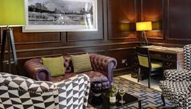 Best Western Mornington Hotel London Hyde Park - Londres - Sala de estar