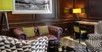 Best Western Mornington Hotel London Hyde Park - Londra - Oturma odası