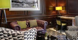 بيست ويسترن مورنينجتون هوتل لندن هايد بارك - لندن - غرفة معيشة